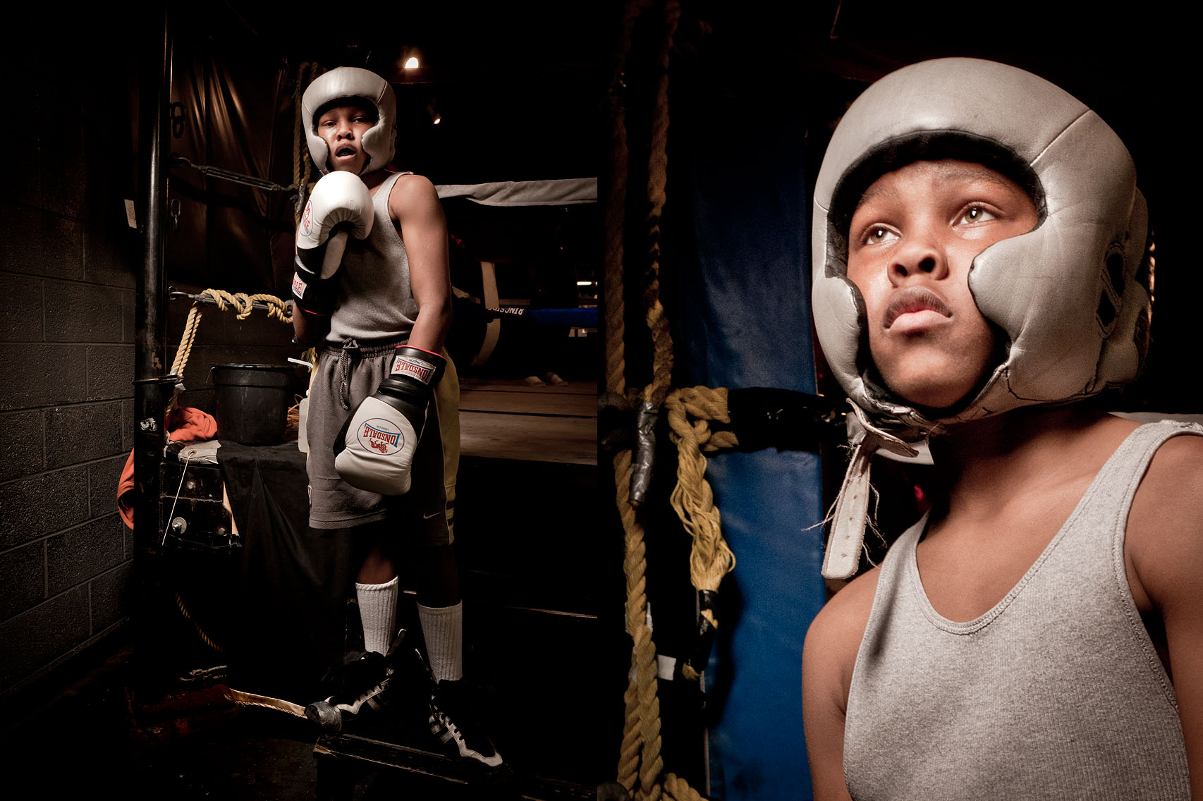 Downtown Boxing Gym Youth Program 1