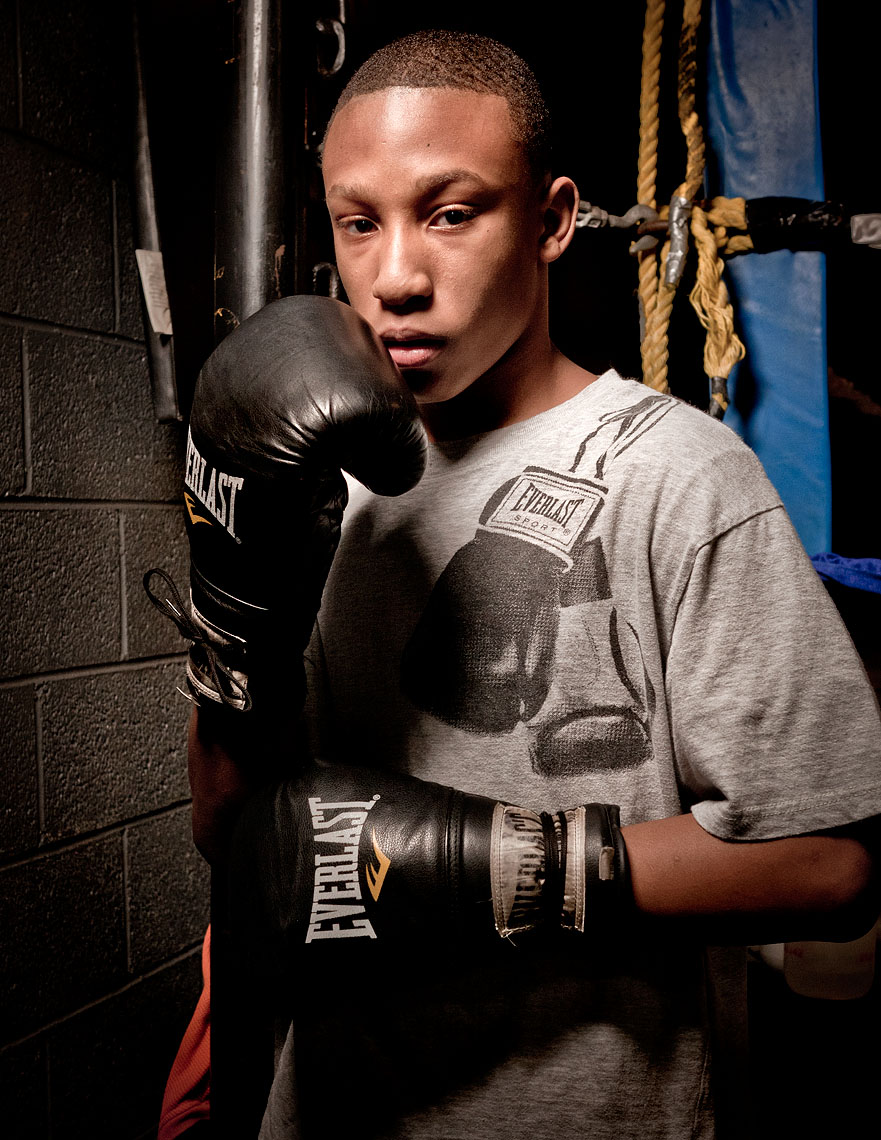 Downtown Boxing Gym Youth Program 6