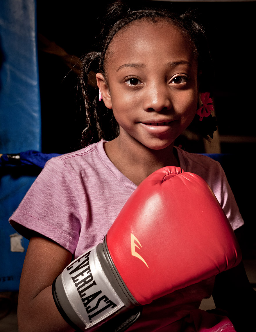Downtown Boxing Gym Youth Program 7