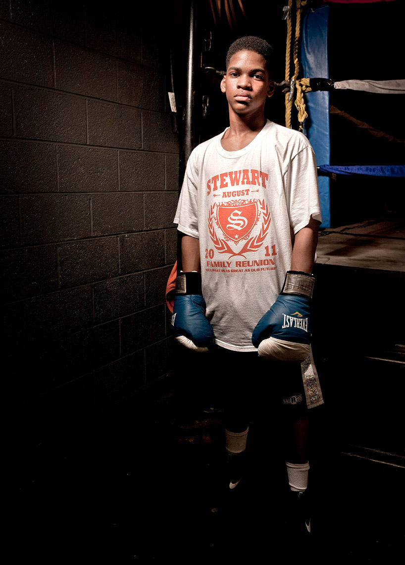 Downtown Boxing Gym Youth Program 15
